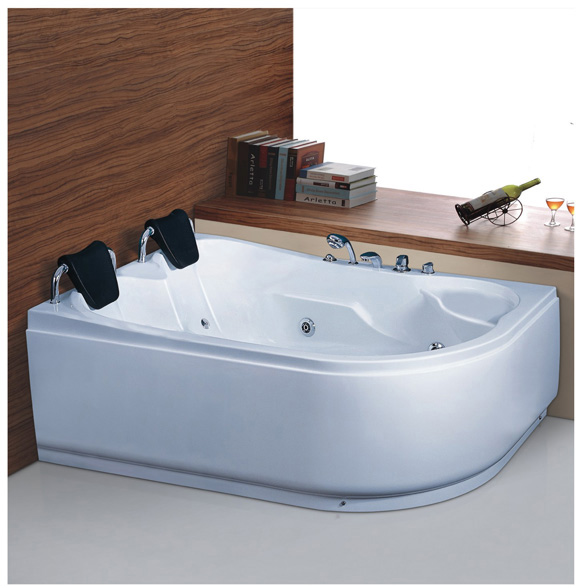 walk in tub for two. Maybe  Two Person Whirlpool Bathtub 1600X1200X740 LS 9228 Foshan Luxe