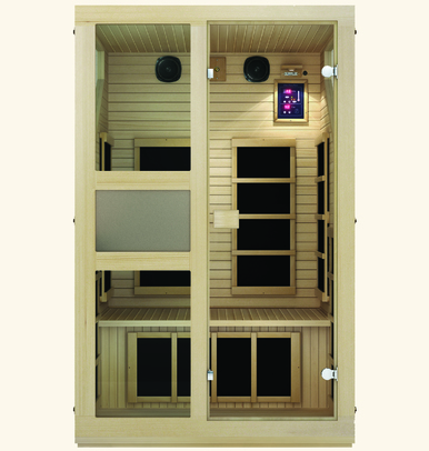2-3 person sauna room customize sauna room portable