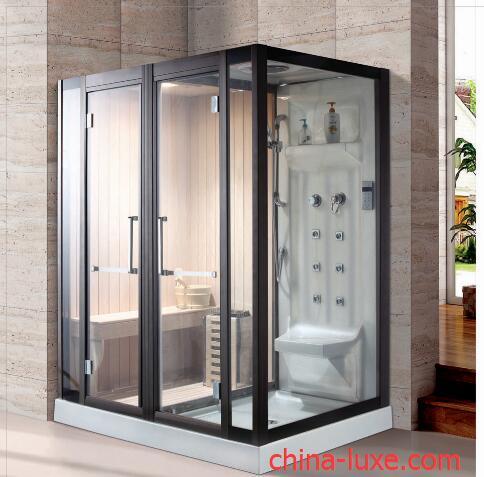 sauna room with steam shower 1.5 1.6 1.7 1.8 2.0m