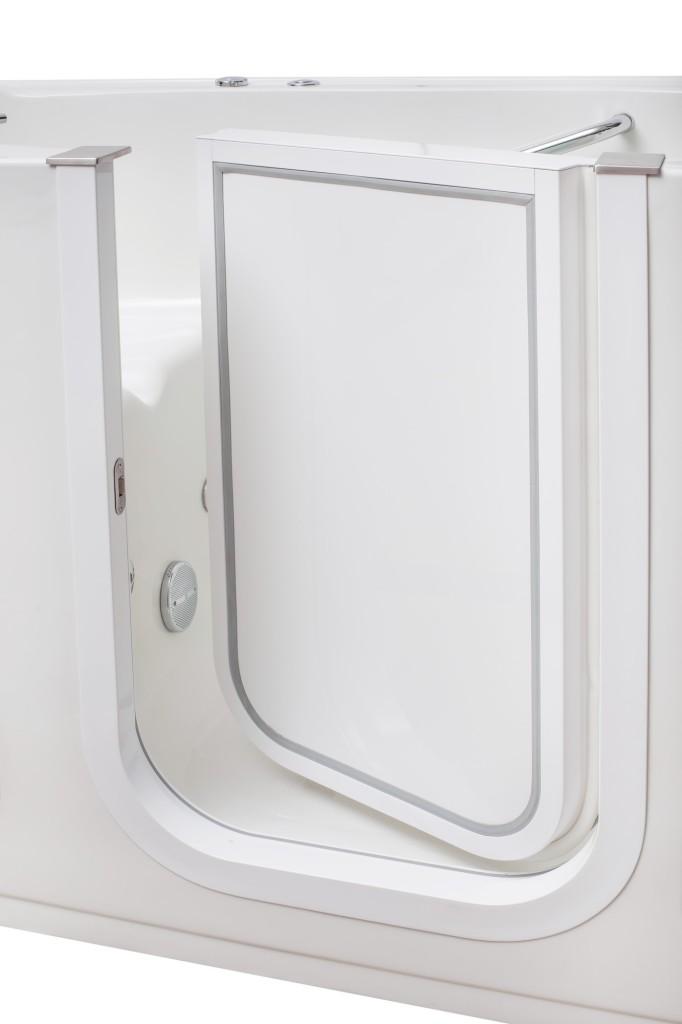 walk in tubs 55″x30″ with inward swinging door