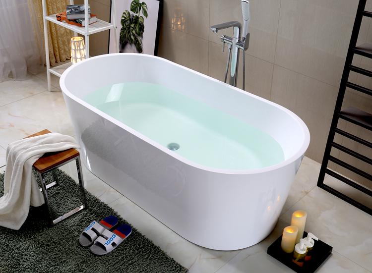 classical freestanding tub